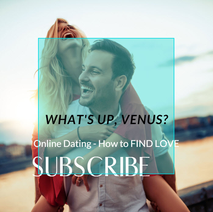 subscribe to what's up, venus